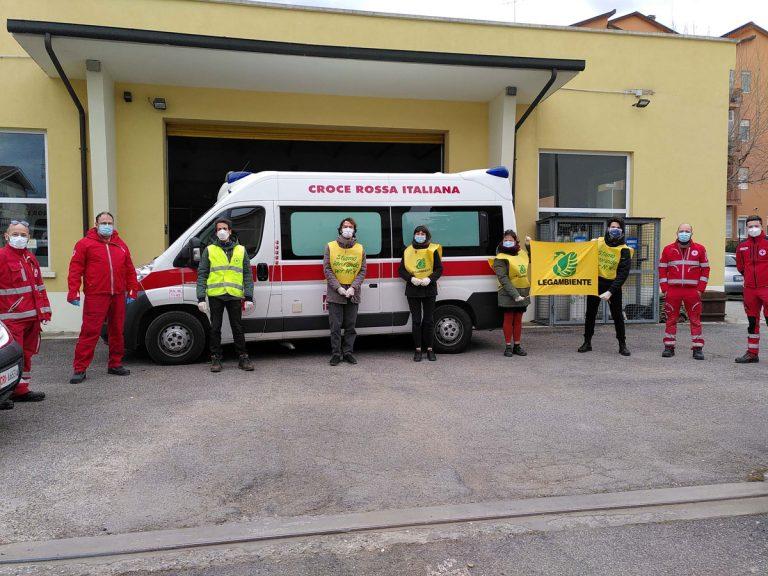 A Ravenna l'accordo Legambiente - Croce Rossa