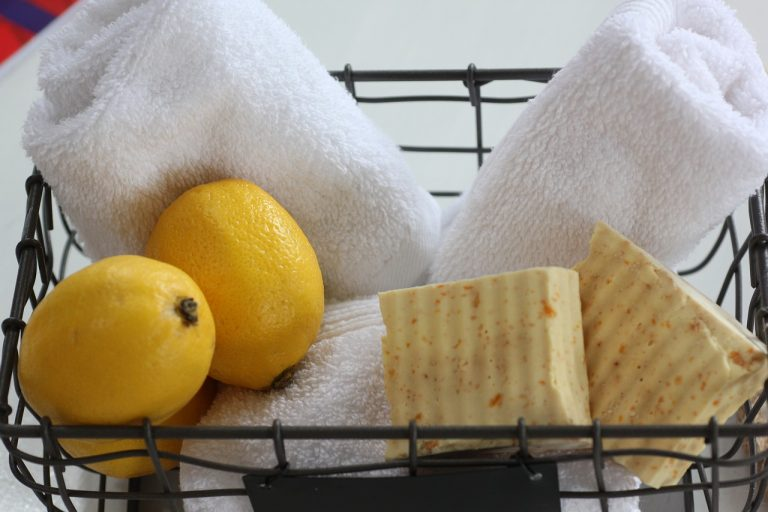 Saponetta al limone