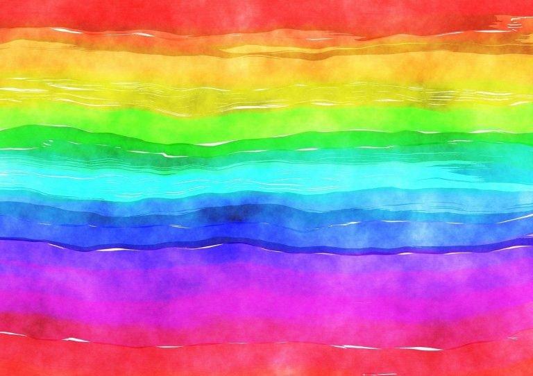 Disegnare un arcobaleno