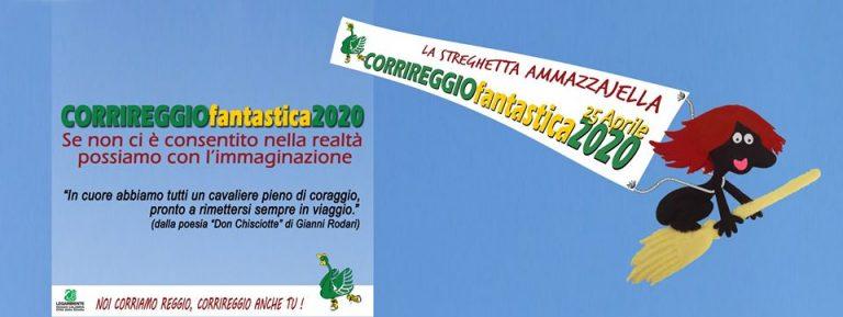 """Corrireggio """"fantastica"""". A Reggio Calabria il 25 aprile si corre con la fantasia"""