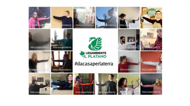 #dacasaperlaterra: un gesto ecologico per aiutare il pianeta