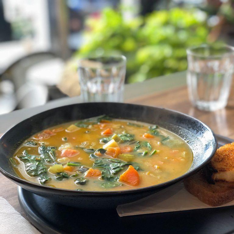 La zuppa senza fili