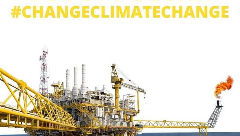 Fuori dal virus delle fossili, il workshop di #ChangeClimateChange