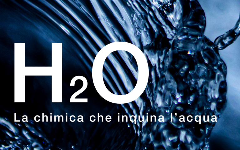 H₂O – la chimica che inquina l'acqua, nuovo dossier di Legambiente