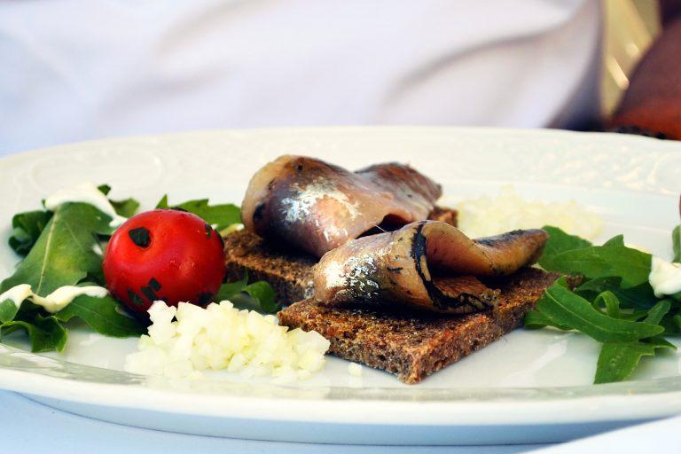 #iorestosano/3: consigli sul pesce azzurro