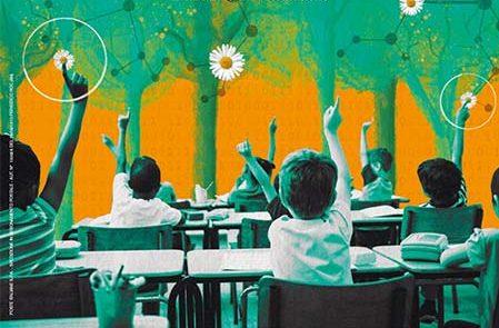 """L'autunno caldo della scuola: sulla Nuova Ecologia """"una lezione per tutti"""""""