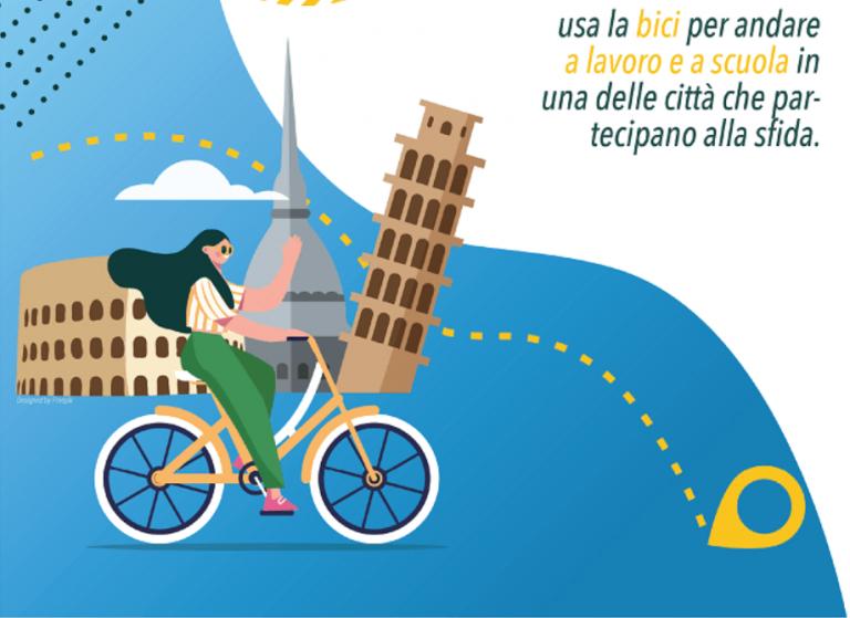 Giretto d'Italia, bike to work 2020: a lavoro in bici? Partecipa alla sfida