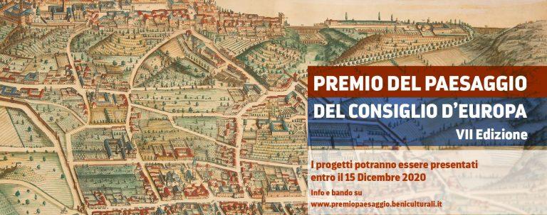 Premio Paesaggio del Consiglio d'Europa: online il bando per partecipare alla VII edizione